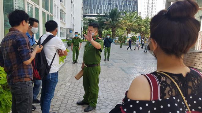 Tìm được đoạn camera ghi hình TS Bùi Quang Tín trước lúc tử vong-3