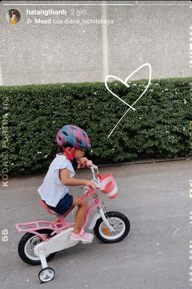 Tăng Thanh Hà khoe ái nữ 3 tuổi, dân mạng thích thú với gương mặt lém lỉnh-1