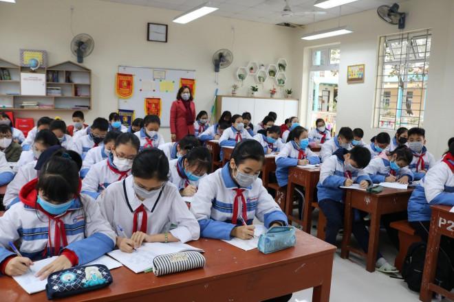 Hà Nội chốt thời gian cho học sinh các cấp đi học trở lại-1