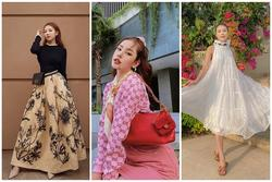 STREET STYLE: Amee - Sam bung lụa thành công chúa, tiểu thư dịp nghỉ lễ