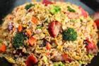 Cách làm cơm rang thịt xá xíu của siêu đầu bếp