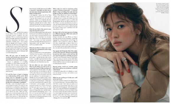 Song Hye Kyo tiết lộ nguyên nhân thực sự cô yêu nhanh, cưới gấp và ly hôn vội vàng Song Joong Ki?-1