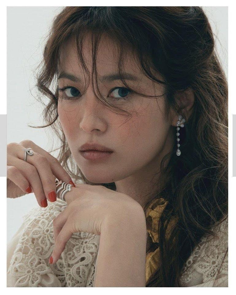 Trịnh Sảng - Song Hye Kyo thăng hạng nhan sắc sau chia tay: Phụ nữ đẹp nhất khi không thuộc về ai-13