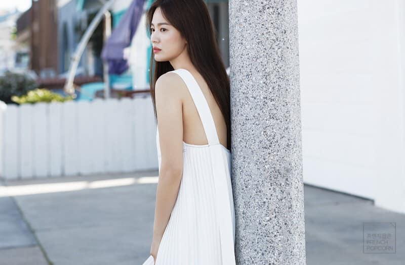 Trịnh Sảng - Song Hye Kyo thăng hạng nhan sắc sau chia tay: Phụ nữ đẹp nhất khi không thuộc về ai-14