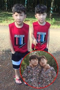 Nghỉ lễ, 2 bé sinh đôi 7 tuổi ở Bình Phước 'mất tích' để lại xe đạp cách nhà 500 mét