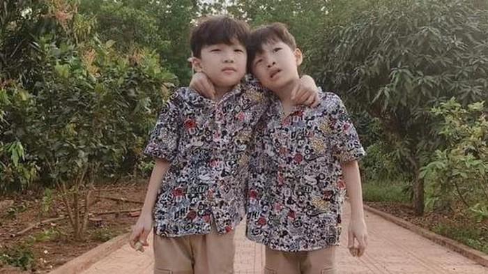 Đã tìm thấy hai bé sinh đôi nghi bị bắt cóc ở Bình Phước-1