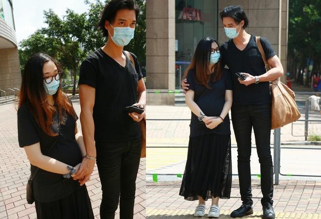Tài tử TVB quỳ gối xin lỗi vợ vì ngoại tình-1