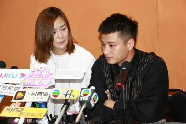 Tài tử TVB quỳ gối xin lỗi vợ vì ngoại tình-2