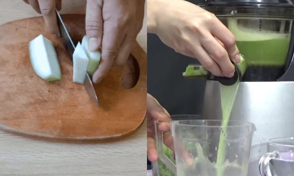 Ngọc Trinh từng chia sẻ cách giảm cân bằng nước bí đao, nhưng phải uống đúng cách nếu không muốn phản tác dụng-3