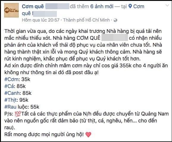 Đâu chỉ Lý Quí Khánh, nhiều sao Việt cũng bị chê bán đồ ăn giá đắt cắt cổ-5