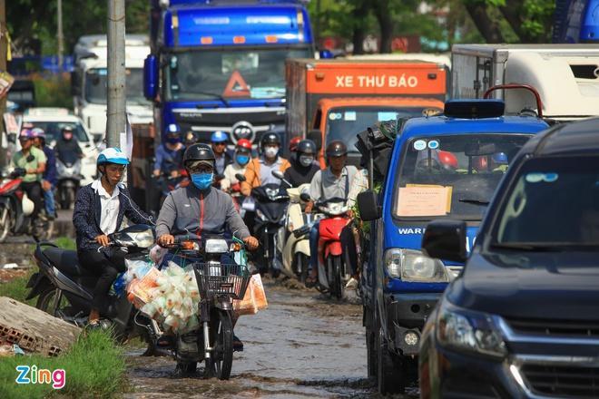 TP.HCM chuẩn bị cấm ôtô trên một số tuyến đường-1