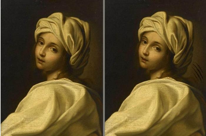 Chỉ có THIÊN TÀI mới tìm ra được hết những điểm khác biệt trong 5 bức tranh-4