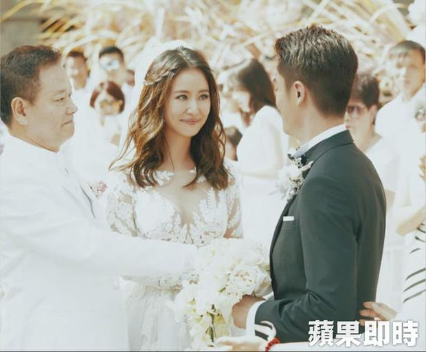 Hình ảnh chưa từng được tiết lộ trong đám cưới của Lâm Tâm Như-2