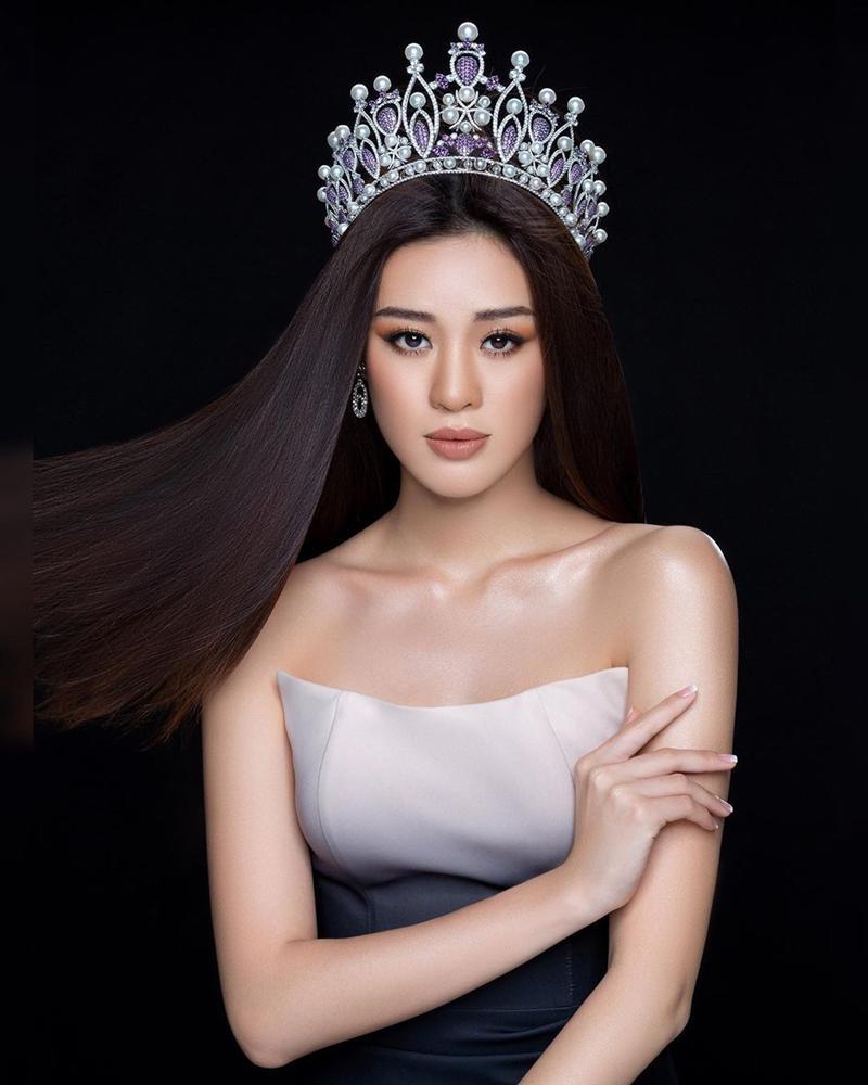 Bản tin Hoa hậu Hoàn vũ 2/5: Nhan sắc Khánh Vân không hợp tiêu chí Miss Universe-1
