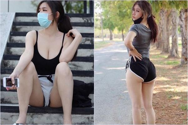 Mặc quần hở toang hoác, cô gái khiến ai nhìn cũng ngán ngẩm kiểu thời trang phang hoàn cảnh-3