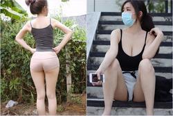 Mặc quần hở toang hoác, cô gái khiến ai nhìn cũng ngán ngẩm kiểu thời trang phang hoàn cảnh