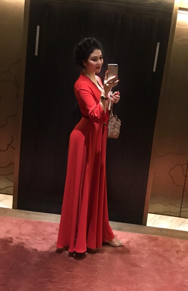 Hoa hậu Việt Nam đẹp nhất thi ứng xử: Tiếng vỗ tay vang dội khán đài vì sự thông minh-9