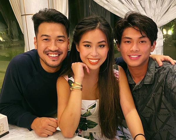 Tiên Nguyễn đón tuổi mới bên gia đình-1