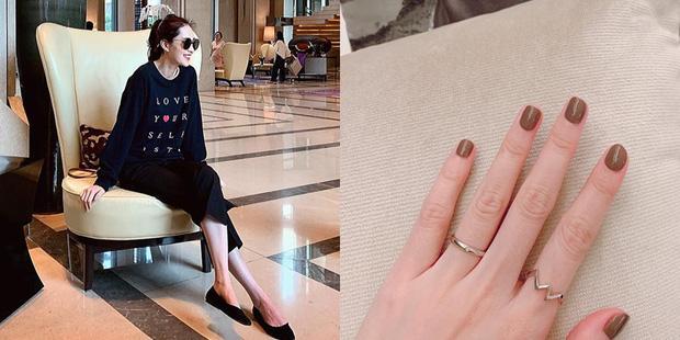 Phản ứng bất ngờ của Hoa hậu Kỳ Duyên khi tiệm nail tiếp tục bị phàn nàn chất lượng-3