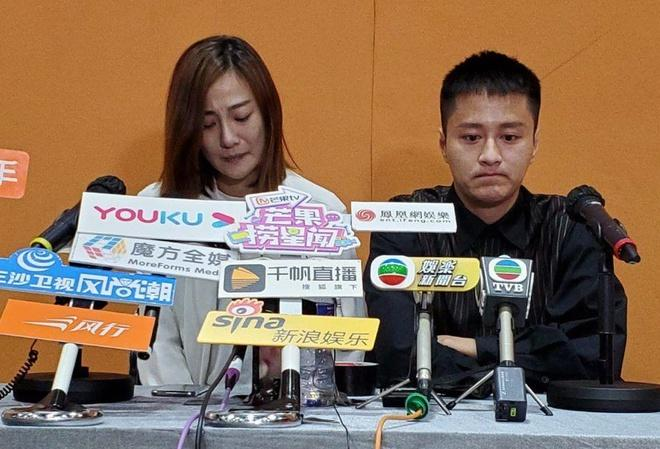 3 sao TVB từng phải tổ chức họp báo khóc lóc xin lỗi khán giả-1