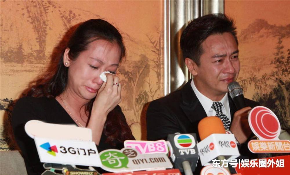 3 sao TVB từng phải tổ chức họp báo khóc lóc xin lỗi khán giả-3