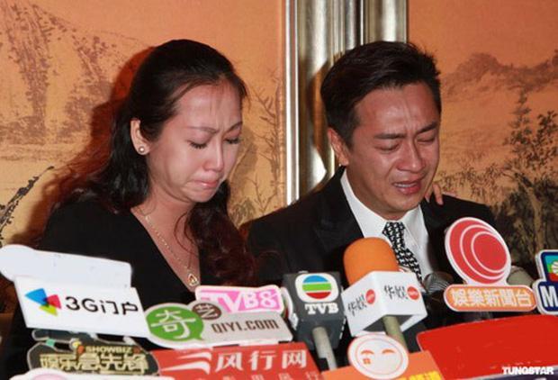 3 sao TVB từng phải tổ chức họp báo khóc lóc xin lỗi khán giả-4