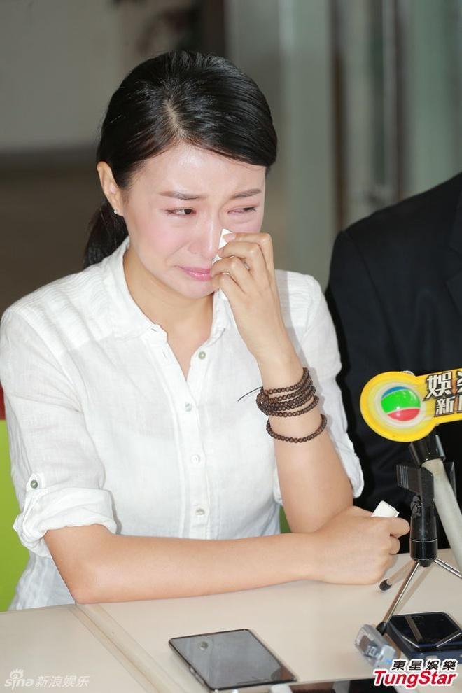 3 sao TVB từng phải tổ chức họp báo khóc lóc xin lỗi khán giả-6