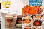 Cả showbiz thay phiên bồi bổ bà bầu Đông Nhi: Người vào tận bếp nấu ăn, người rủ nhau ship đồ lợi sữa