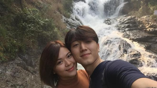 Tình yêu xa của cô gái Việt và chàng phi công người Hàn kém tuổi-1