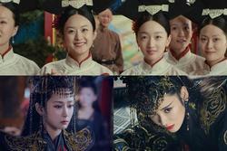 Triệu Lệ Dĩnh, Châu Đông Vũ, ai đẹp hơn khi 'đụng hàng' tạo hình cổ trang?