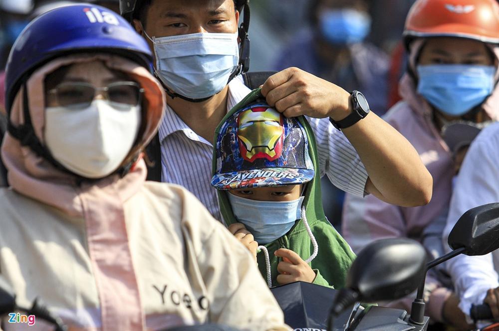 Giao thông Hà Nội, TP.HCM trở lại cảnh rối loạn kể từ đầu mùa dịch-16