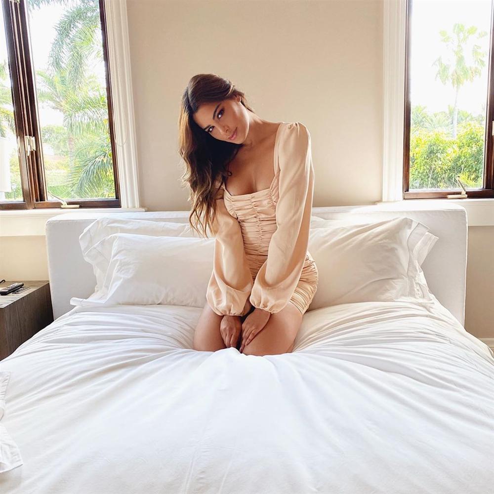 Bản tin Hoa hậu Hoàn vũ 4/5: Lệ Hằng công khai chê nhan sắc Khánh Vân?-7