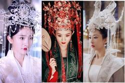 Triệu Lệ Dĩnh, Dương Mịch và dàn mỹ nhân Hoa ngữ, ai đội mũ miện cổ trang đẹp nhất