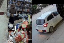 CLIP: Đi ô tô đến trộm 2 hộp sữa bột tiền triệu, 2 mẹ con đạo chích 'diễn xuất' bất ngờ
