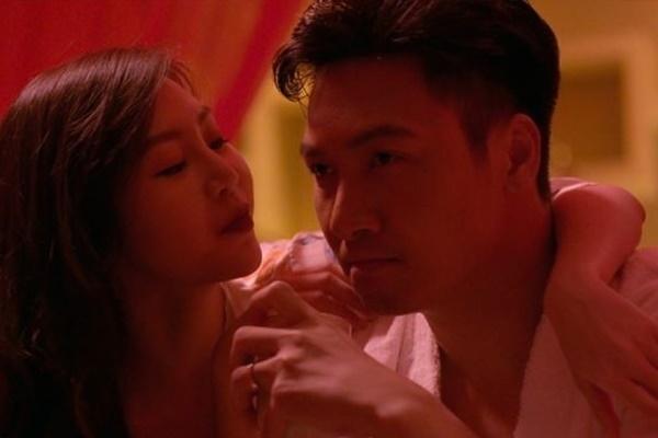 Thái độ của vợ sao Việt khi chồng đóng cảnh nóng: từ khen cho đến đánh cho khùng luôn-4
