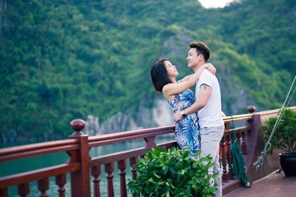 Thái độ của vợ sao Việt khi chồng đóng cảnh nóng: từ khen cho đến đánh cho khùng luôn-5