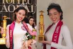 Hoa hậu Khánh Vân tái hiện khoảnh khắc đăng quang 7 năm trước, nhan sắc thay đổi quá nhiều
