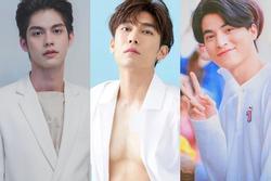 5 hotboy sở hữu ngoại hình 'ai nhìn cũng mê' của làng phim đam mỹ Thái Lan