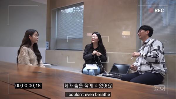 Phản ứng của fan khi nghe thử ca khúc của IU - Suga (BTS): Bật khóc, đòi ghi âm mang về nghe lại-1