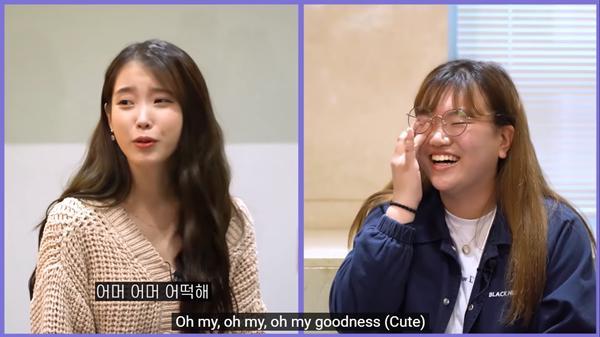 Phản ứng của fan khi nghe thử ca khúc của IU - Suga (BTS): Bật khóc, đòi ghi âm mang về nghe lại-6