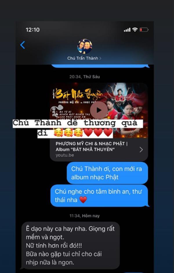 MC Trấn Thành muốn chỉ bí quyết cho Phương Mỹ Chi hát hay hơn-3