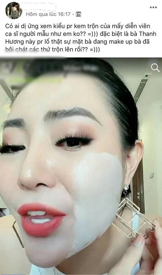 Lan Cave Thanh Hương bị đánh giá mất phẩm chất nghệ sĩ vì PR kem dưỡng da, thuốc giảm cân sai cách-4