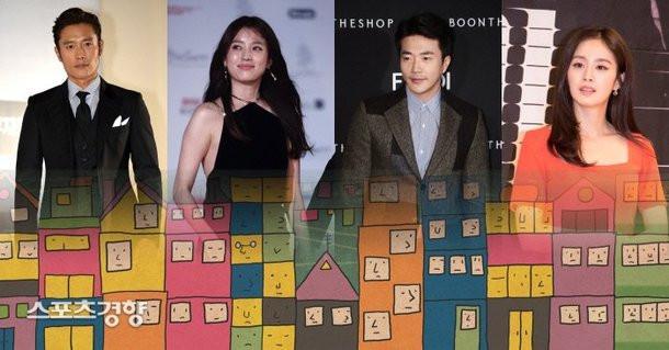 Kim Tae Hee, Han Hyo Joo và nhiều sao hạng A đồng loạt bị điều tra tội trốn thuế-1