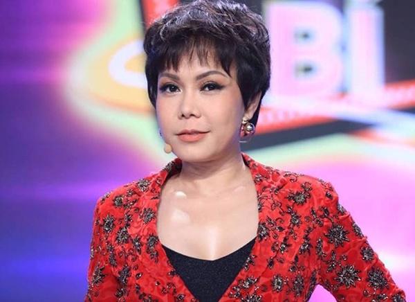 Việt Hương bức xúc mắng những người không có giáo dục khi bị phản đối làm giám khảo-1