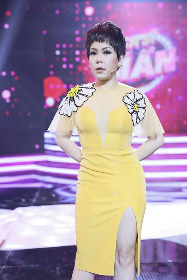 Việt Hương bức xúc mắng những người không có giáo dục khi bị phản đối làm giám khảo-2