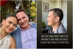 Nữ doanh nhân Myanmar hồi tưởng quá khứ cắt tóc cho chồng cũ Hồng Nhung 20 năm trước