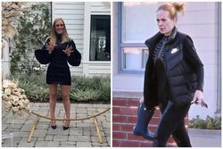 Fan khó nhận ra Adele khi mặc váy bó đón sinh nhật tuổi 32