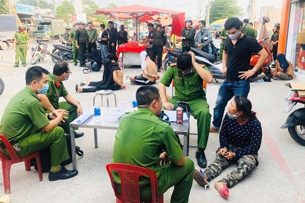 Loan Cá cầm đầu băng bảo kê ở Đồng Nai hoạt động thế nào?-1
