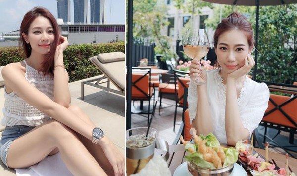 Em gái bị tố rửa tiền, Hoa đán TVB tuyên bố sẽ vì đại nghĩa diệt thân-3