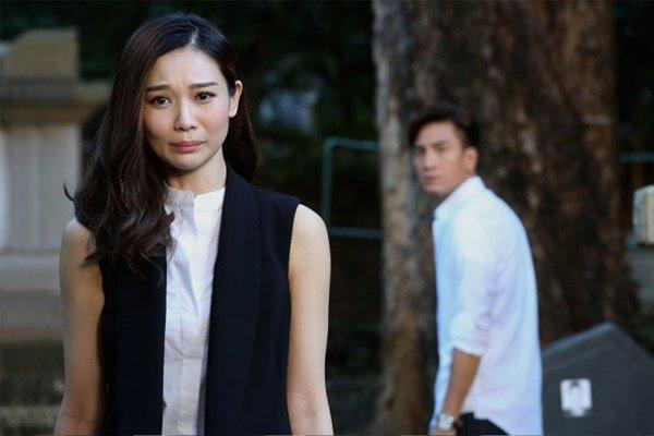 Em gái bị tố rửa tiền, Hoa đán TVB tuyên bố sẽ vì đại nghĩa diệt thân-5
